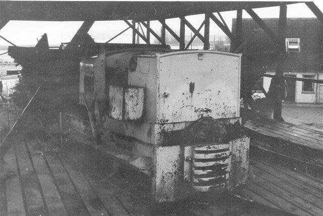 Den aldrende Pedershåb, dog med en forholdsvis ny motor.