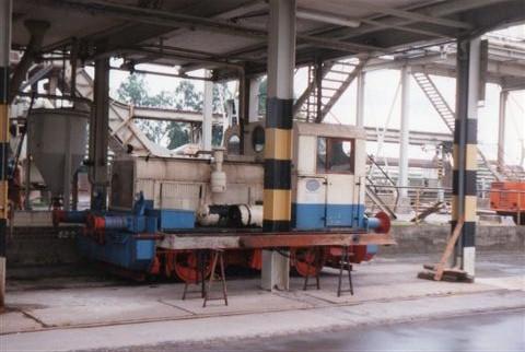 Pfeifer & Langen, Kölner Zucker Werk Lage. Tidligere Lippe-Weser Zucker AG. KHD. Lage 1991.