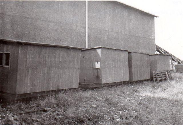 Denne skanning viser forbilledet for vognen i Store Vildmose taget af undertegnede i 1968.