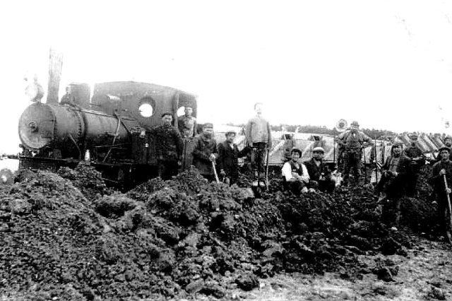 Grisen, Krauss 6262 i Galtho Mergelleje Det var her, den fik sit øgenavn, hvilket dog skyldtes lokomotivføreren og ikke lokomotivet.