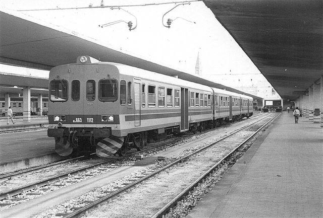FS Aln 633 1112 i Firenze 1990.