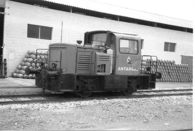Antragaz uden nr., men fra Moyse i Port-la-Nouvelle 1988.