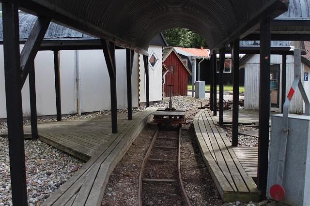Sødinge Hovedbanegården 4739 red