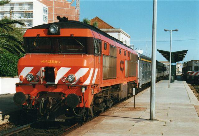 CP 90 94 122 1938-0, Alstohm ?/1979. Maskinen er fra dengang Alstom stavede sig med h.