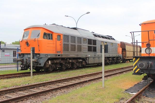 Stralsund Havnebanen 4021