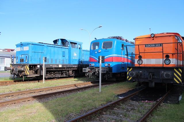 Stralsund Havnebanen 4037