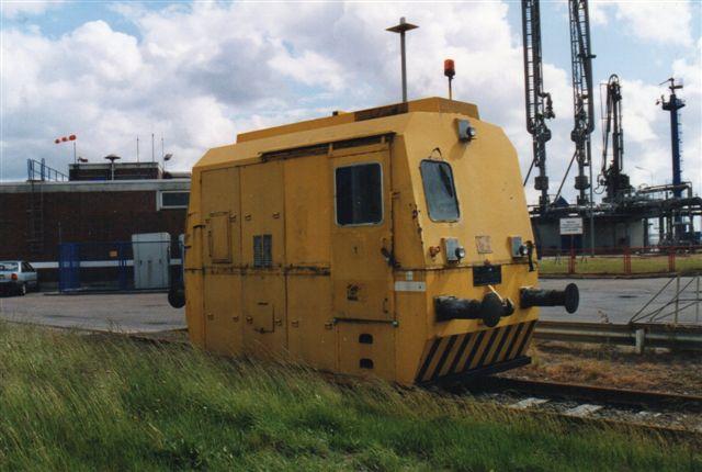 Hafengesellschaft Brunsbüttel mbH 1, Vollert 7970/1980. Type DR 1000. Foto: BH 2005.