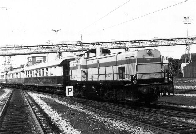 WHE V 24 transporterede gæsterne mellem Wanne-Eickel Hbf og Wanne Westhafen. Foto: Samme kilde.
