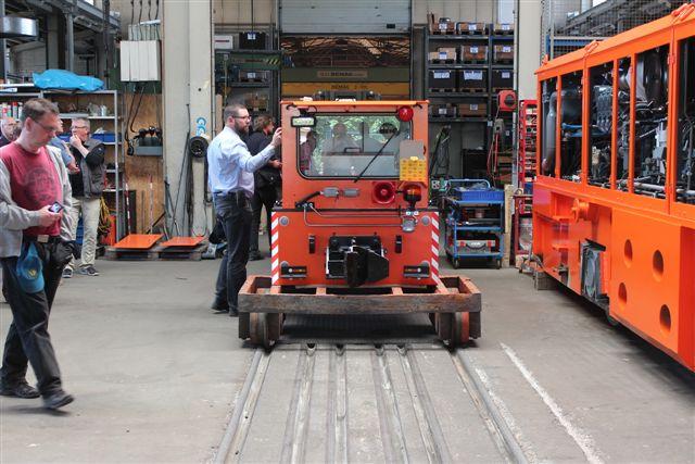 4511. Flere sporvidder på fabrikken. Givetvis 600 mm, 750 mm, 900 mm, 1000 mm, normalspor og et eller flere bredspor?