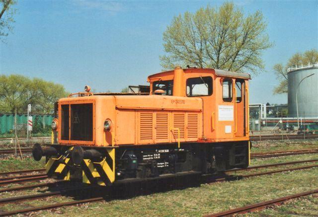 2008. Jung 14137/1971. RC 240. Railtec. Sidste besøg. Senere har jeg erfaret, at den gule nr. 04 igen optrådte hos Bominflot. Sikker nu ejet af firmaet?