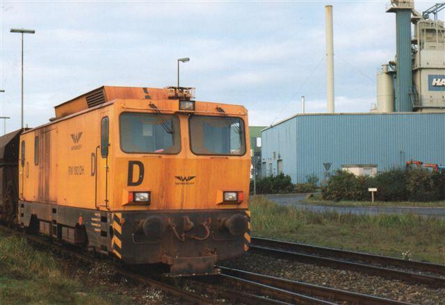 Hansaport D, Windhoff 260122/1995 RW180DH. 1997.