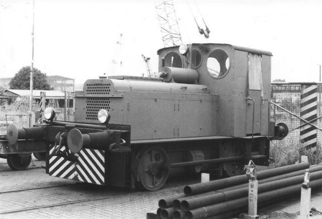 Norderwerft Waggonbau 2, Ruhrtaler 2989/1952 i 1983.