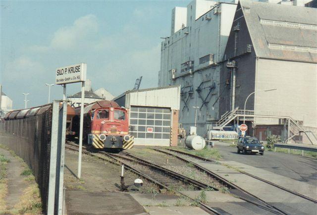 Kruse 1, O&K 26771/1973. MB170N. 1985.