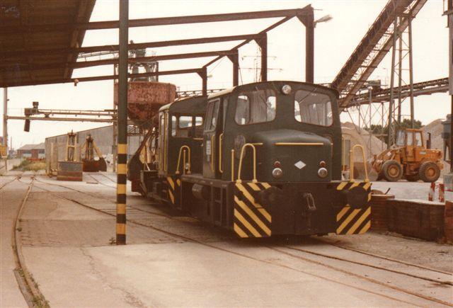 Hagel 3, 2 og 1 fjernest allerede hensat med salg for øje. 1983. De stod dog nogen tid, inden de forsvandt.