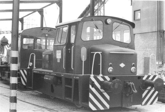 Hagel 3, O&K 26678/1970. MB9N. 250 hk. 32 t.