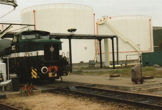 I 1997 var Henschlen allere Oiltanking 1, men den var da grøn.