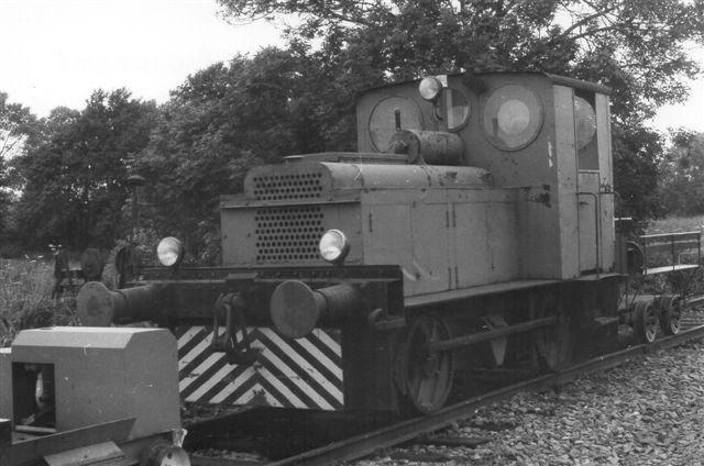 I 1987 genfandt Günther Barths Norderwerft 2 i Schönberg Strand i VVM, Verein Verkehsamateure und Museusbahns samling.
