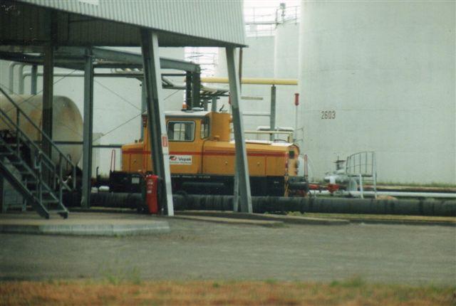 Jochim Rosenthal tog i 2006 Vopak O&K 26787/1973 MB280N. Vopak står blandt andet for van Ommern. Hvad pak står for vides ikke.