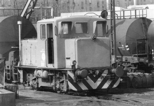 Knapp 1, Krupp 2519/1950. Foto Günther Barths 1976.