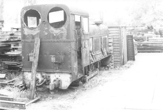Deutz 18469 havde stået ved Eilers i 15 år. Gad vide, om den stadig var køreklar?