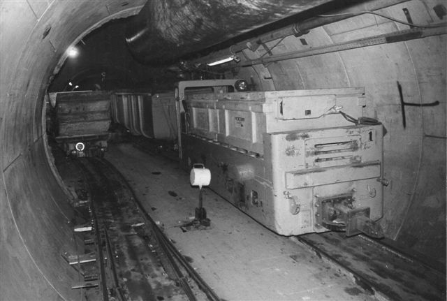 Lok 1, SIG 705713/1974. Foto: Ulrich Völz 1986.