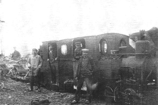 Jung 1655/1911 til venstre.