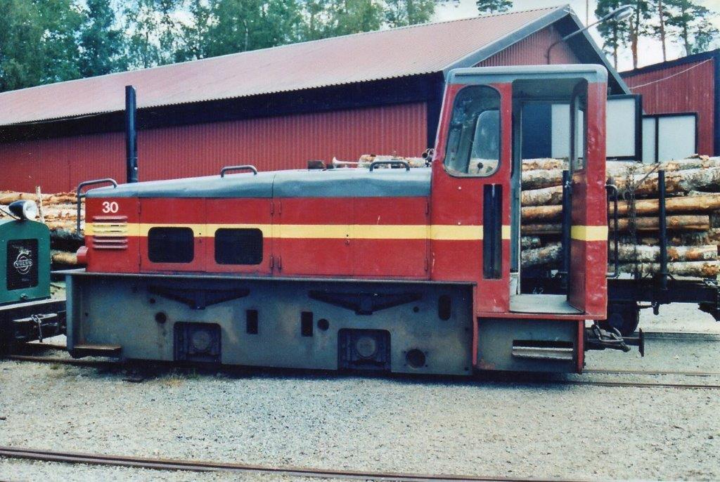Ohs Bruk 30, Deutz 57095/1961. Foto 2008.