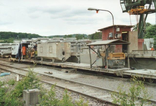 Specialvogne. Foto fra 2007.