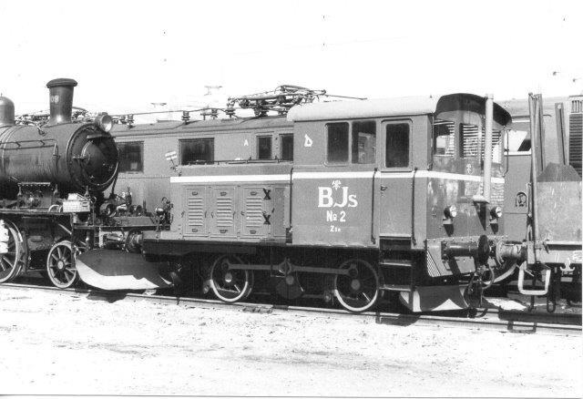 BJ No. 2, DWK 561 /1935. Tidligere DRG V 15 02.