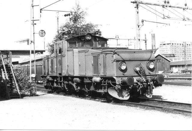 SJ Hg 772,, VM 978/1951. Sävenäs, Göteborg 1984,