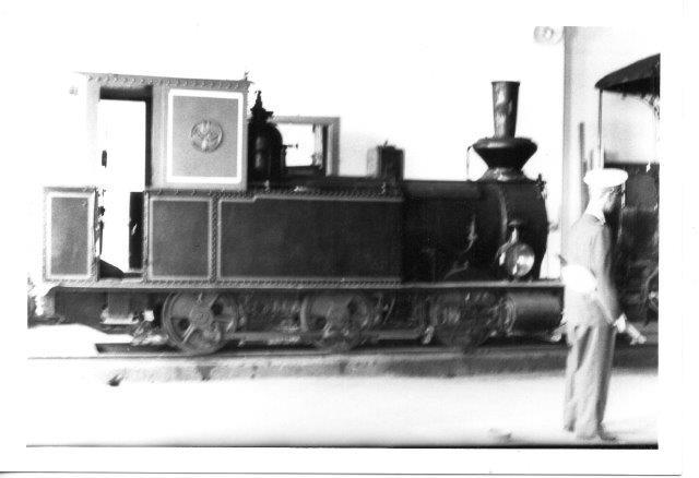 Ulricehamns Järnväg 1, Fletcher Jennings ?/1873. 1982 til Skara efter tjeneste ved forskellige industribaner.