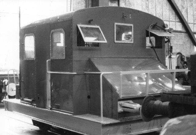 I Björneborg stod også Västervik 50/1929. type 12. Desuden så vi en del robotter, men de kørte rundt på egen hånd og ville ikke fotograferes. 1986,
