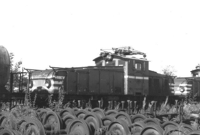 TGOJ Hg 201. Eskilstuna 1988.