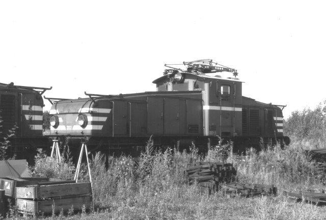 TGOJ Hg 202 i Eskilstuna 1988.