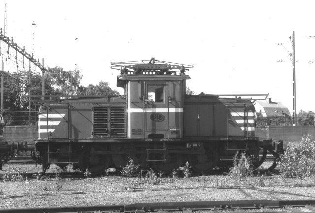 TGOJ Ub 503 var ku repræsenteret i ét eksemplar, men der skulle være fem styk. De præsterer 700 - 900 hk. Eskilstuna 1988.