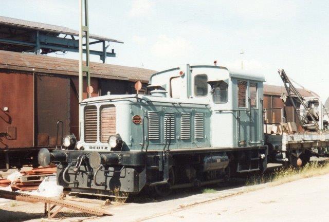 Skogstorp Savværk uden nr. Deutz 56912/1959 i Eskildstuna 1988.