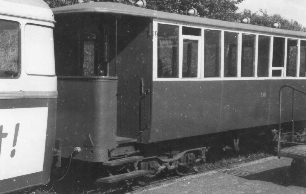 I 1968 kørte Borgwardskinnebus LT 4 med en gammel personvogn, sikkert far åbningen af Nordbanen, idet truckerne var mærket 1905.